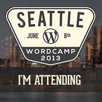 WordCamp Seattle 2013