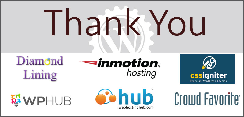 Mt St Helens sponsors for WordCamp Seattle