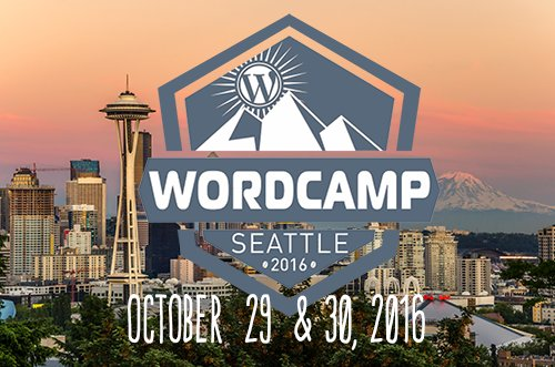 Buy your WordCamp Seattle tickets now