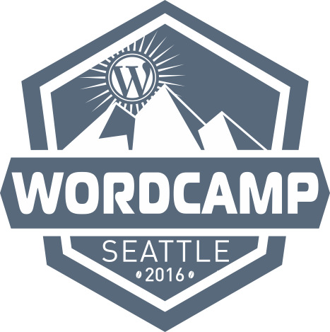WordCamp Seattle / October 2016