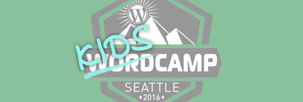 KidsCamp Seattle 2016