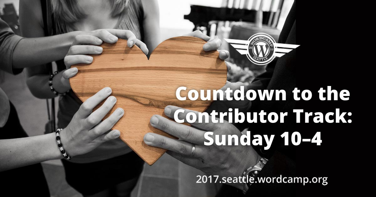 Speakers – WordCamp Seattle 2017